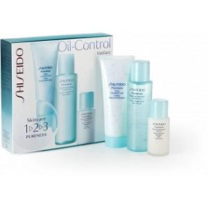 Shiseido Pureness Skincare 1-2-3 Oil-Control Matifiant